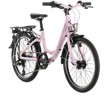 "Vélo de Ville CUBE ELLA 200 20"" Rose 2020"